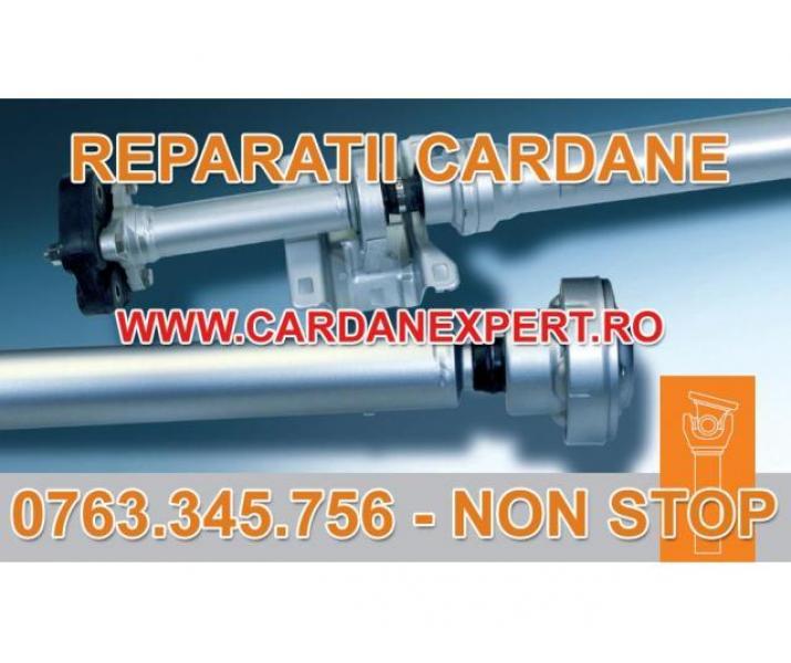 Reparatie Cardan SCANIA 8X4