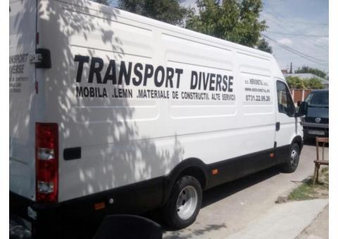 Transport diverse
