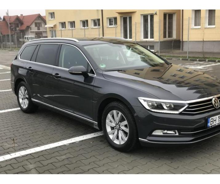 Vw passat Highline,an 2017,DSG,2.0 TDI,150 cp,euro 6