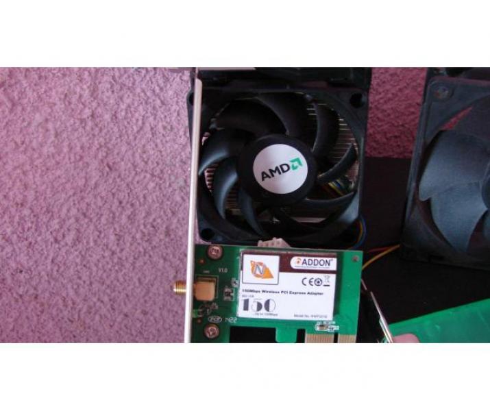 Carcasă DeepCool Kendomen RD/Asus DRW-1814BL-B/ Coolere/Plăci wireless