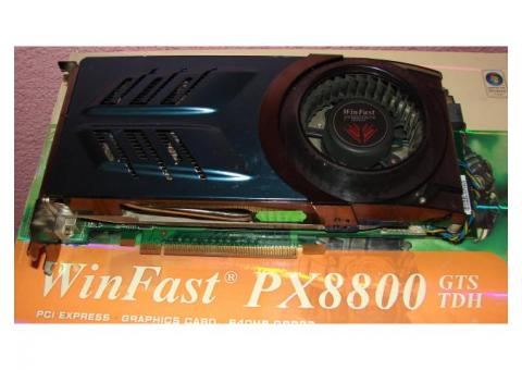Leadtek WinFast 8800 GTS 640 MB