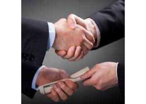 Oferta de împrumut financiar.