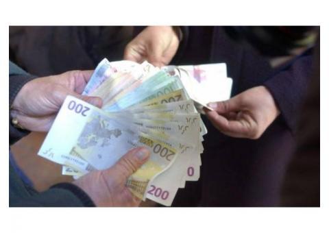 Ofertă de împrumut între 72h privat