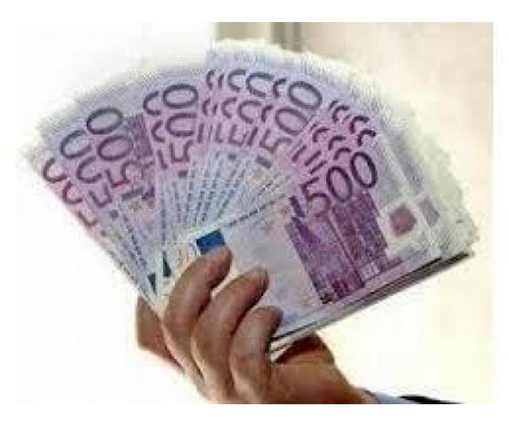 Împrumut rapid de 1.000 EUR până la 500.000.000 EUR în 48 de ore