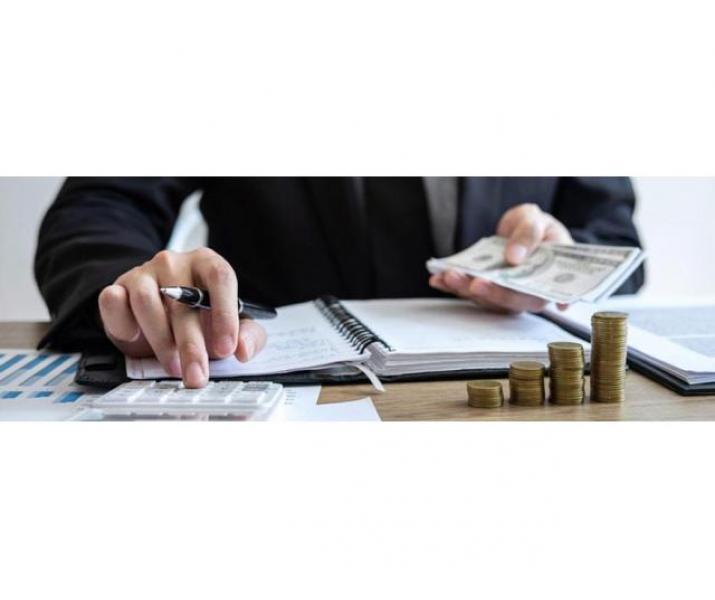 serviciul financiar