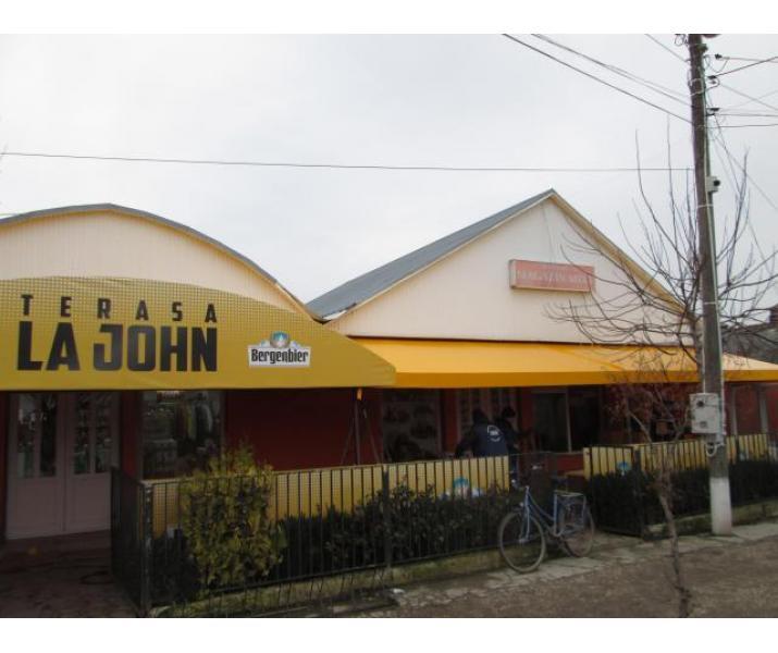 Terasa magazin, bar, restaurant