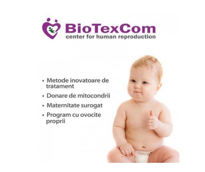 Mama surogat si tratament cu ovocite donate la BioTexCom