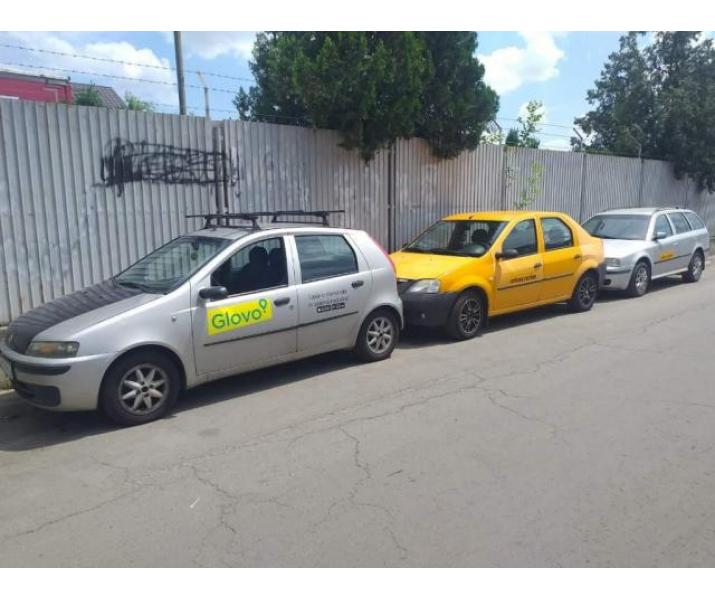 Inchirieri masini pentru livrari